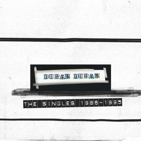 The Singles Box 1986-1995 專輯封面