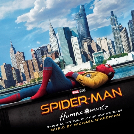 Spider-Man: Homecoming Suite 專輯封面