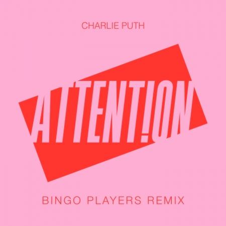 Attention (Bingo Players Remix) 專輯封面