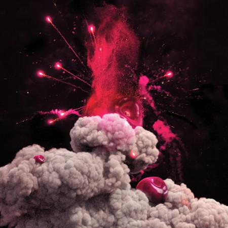 第三張迷你專輯『NCT #127 CHERRY BOMB』 專輯封面