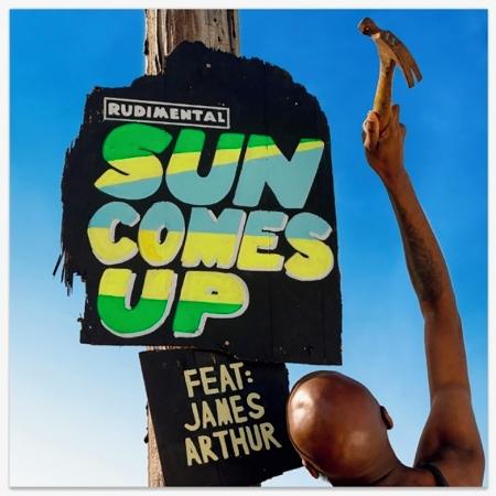Sun Comes Up (feat. James Arthur) 專輯封面