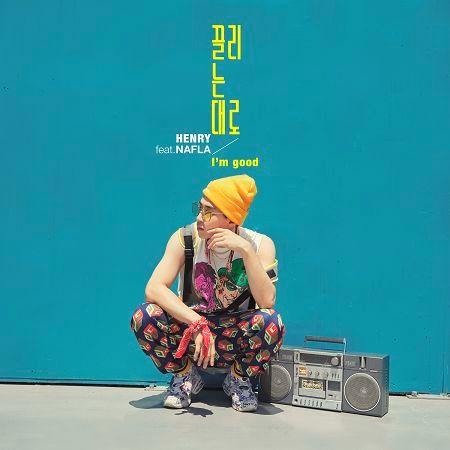 I'm good (Feat. nafla) 專輯封面
