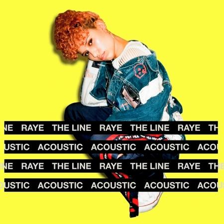 The Line (Acoustic) 專輯封面