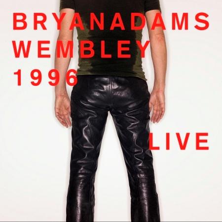 Wembley 1996 Live 專輯封面