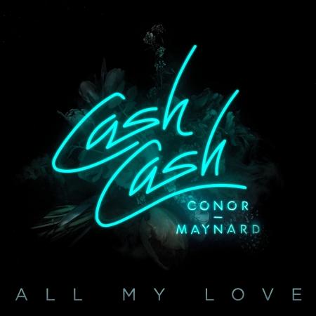All My Love (feat. Conor Maynard) 專輯封面