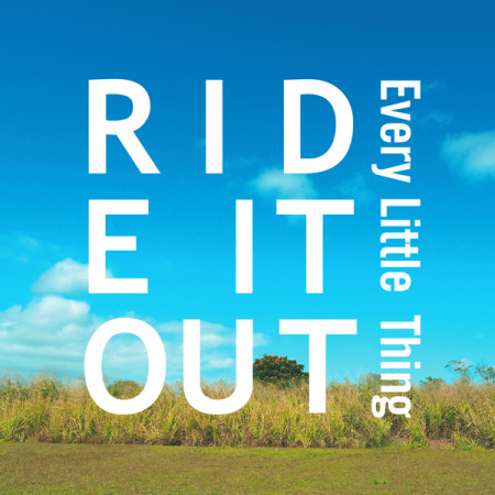 RIDE IT OUT 專輯封面