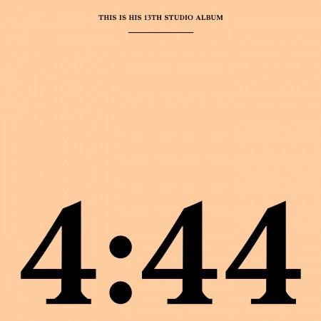 4:44 專輯封面