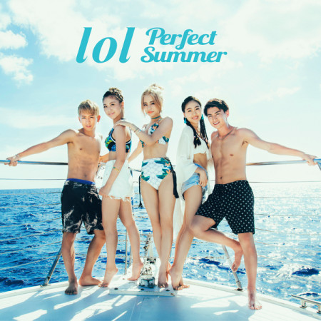 perfect summer-special edition- 專輯封面