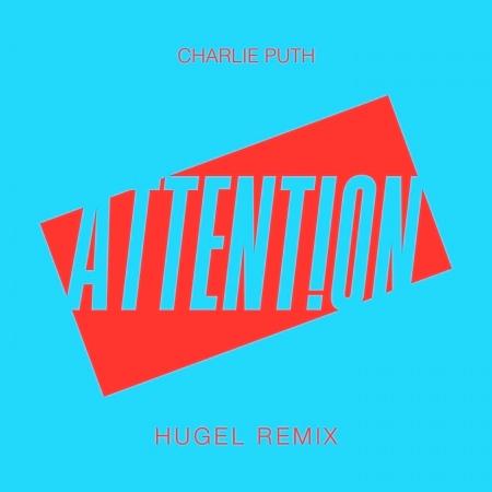 Attention (HUGEL Remix) 專輯封面