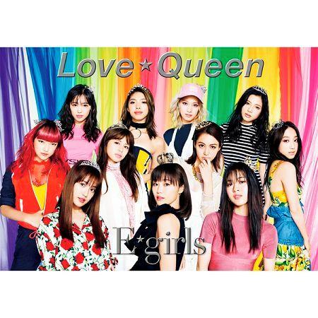 Love ☆ Queen 專輯封面