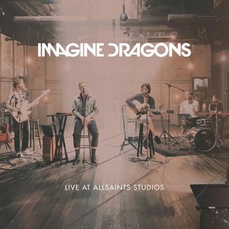Live At AllSaints Studios 專輯封面