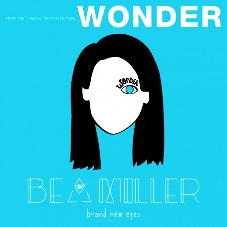 "brand new eyes (From ""Wonder"") 專輯封面"