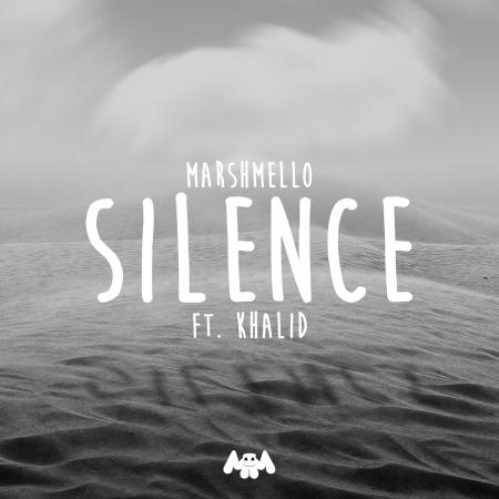 Silence (feat. Khalid) 專輯封面