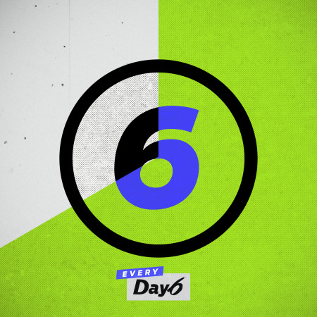 Every Day6 August 專輯封面