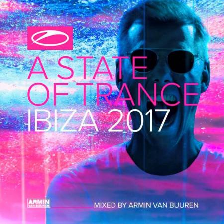 A State of Trance Ibiza 2017 Mixed by Armin van Buuren 專輯封面