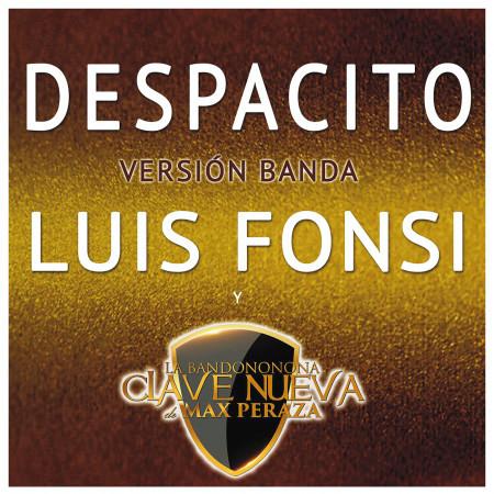 Despacito (Versión Banda) 專輯封面