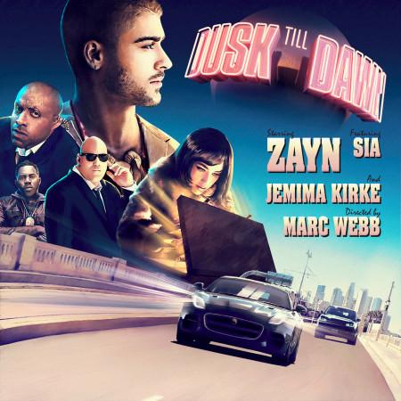 Dusk Till Dawn (feat. Sia) [Radio Edit] 專輯封面
