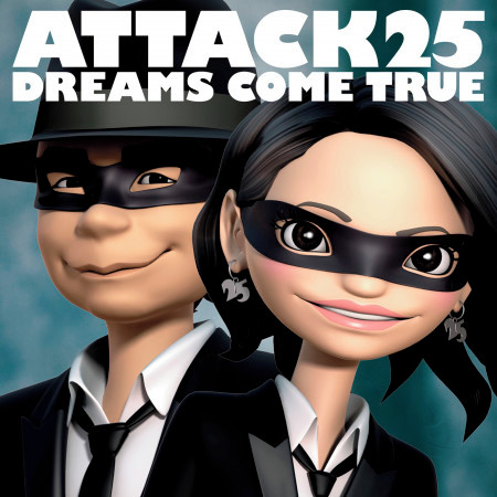 Attack25 專輯封面