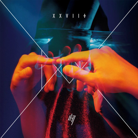 XXVII+ 專輯封面