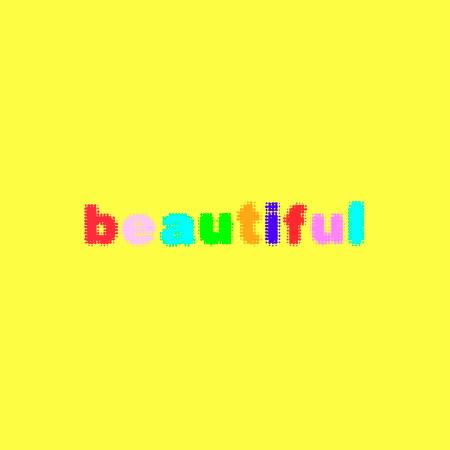Beautiful 專輯封面