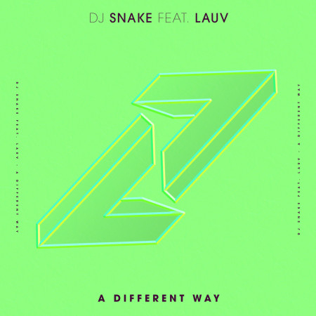 A Different Way (feat. Lauv) 專輯封面