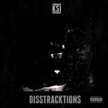 Disstracktions - EP 專輯封面