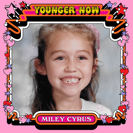 Younger Now (The Remixes) 專輯封面