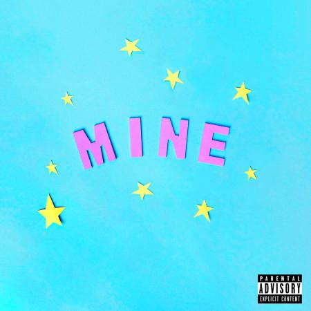 Mine 專輯封面