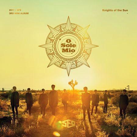 Knights of the Sun 專輯封面