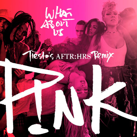 What About Us (Tiësto's AFTR:HRS Remix) 專輯封面
