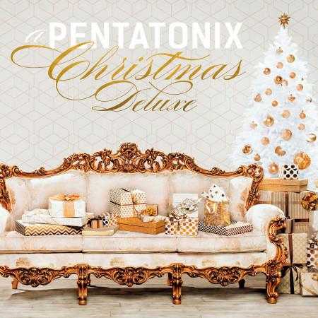 A Pentatonix Christmas Deluxe 專輯封面