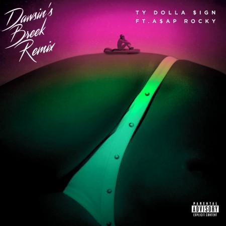 Dawsin's Breek (feat. A$AP Rocky) (Remix) 專輯封面