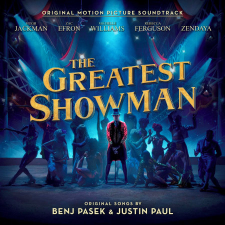 The Greatest Show 專輯封面