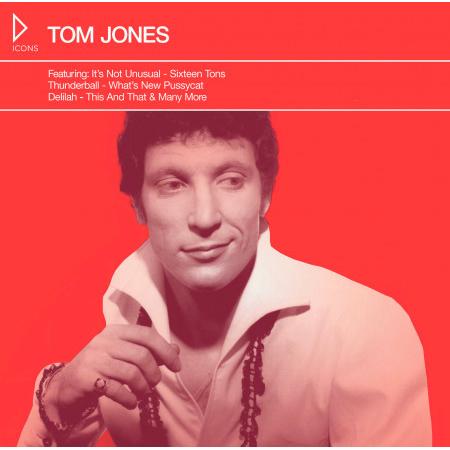 Icons: Tom Jones 專輯封面