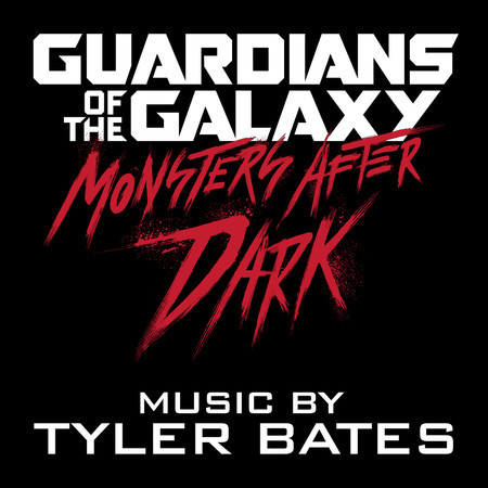 Guardians of the Galaxy Monsters After Dark 專輯封面