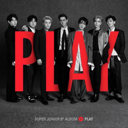 第八張正規專輯 『PLAY』 專輯封面