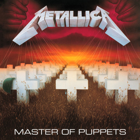 Master Of Puppets (Remastered) 專輯封面