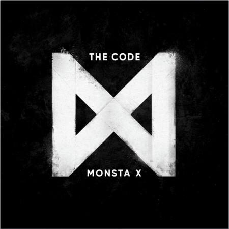 第五張迷你專輯THE CODE 專輯封面