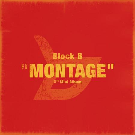 第六張迷你專輯MONTAGE 專輯封面