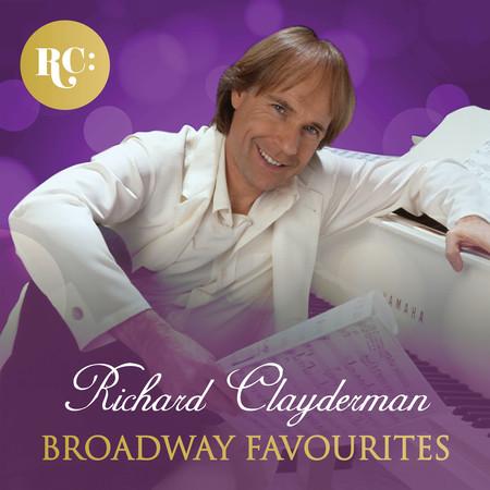 Broadway Favourites 專輯封面
