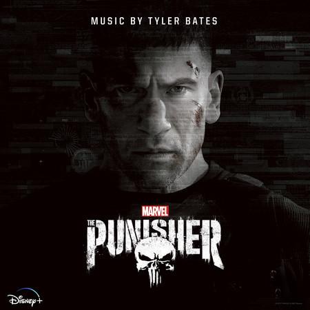 The Punisher (Original Soundtrack) 專輯封面