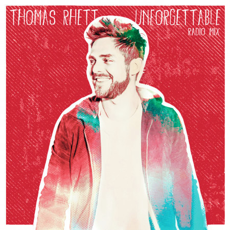 Unforgettable (Radio Mix) 專輯封面