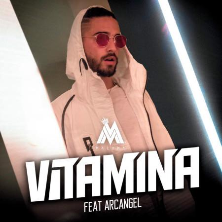 Vitamina (feat. Arcángel) 專輯封面