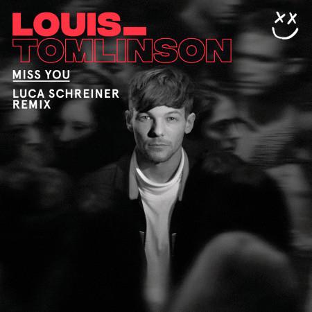 Miss You (Luca Schreiner Remix) [Audio] 專輯封面