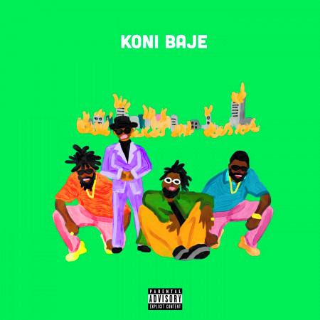 Koni Baje 專輯封面
