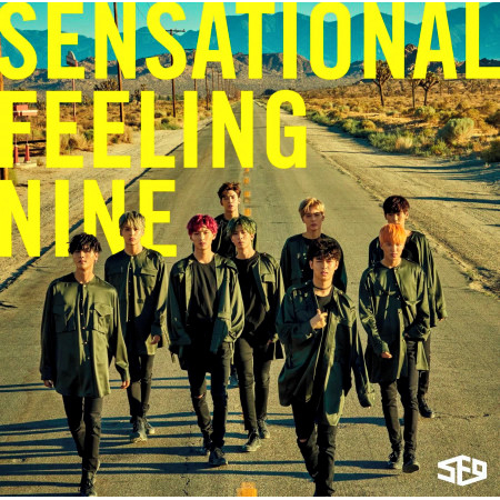 Sensational Feeling Nine 專輯封面