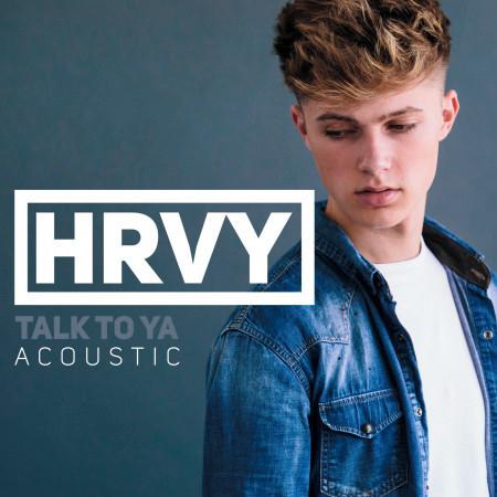 Talk To Ya (Acoustic) 專輯封面