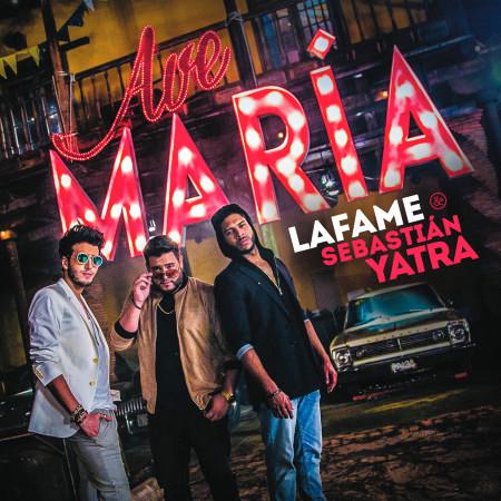 Ave María 專輯封面