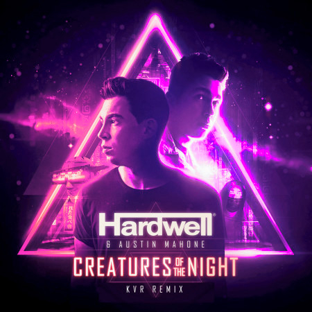Creatures Of The Night (KVR Remix) 專輯封面