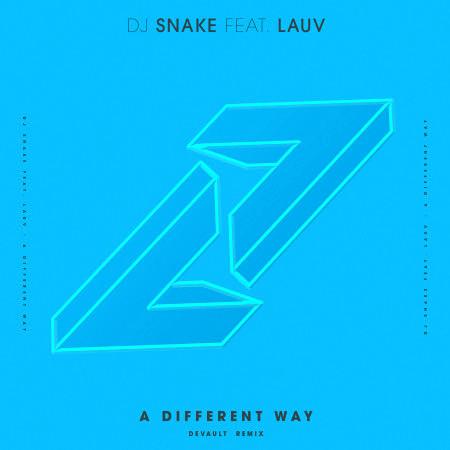 A Different Way (DEVAULT Remix) 專輯封面